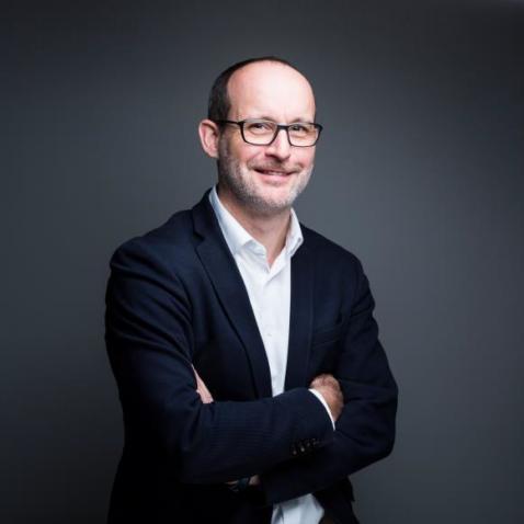 Biographie – Sébastien Graff – DRH / InVivo